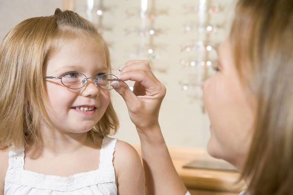 Childrens Glasses